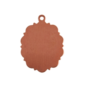 Copper Shape - Frame 24 gauge Pkg - 10