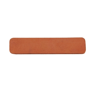 Copper Shape - Rectangle - 9.5 x 45mm