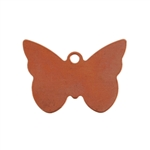 Copper Shape - Butterfly - 15 x 21mm