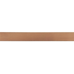 "Metal Sheet - Bronze 24 gauge - 11/32"" - 6 Inches"