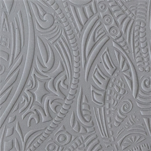 Mega Tile - Tribal Zentangle