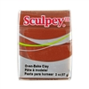 Sculpey III Polymer Clay - Chocolate 2 oz block
