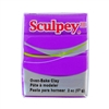 Sculpey III Polymer Clay - Violet 2 oz block