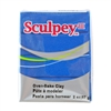 Sculpey III Polymer Clay - Blue Pearl 2 oz block