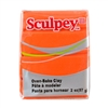 Sculpey III Polymer Clay - Just Orange 2 oz block