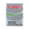 Sculpey III Polymer Clay - Elephant Gray 2 oz block
