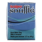 Sculpey Souffle Polymer Clay - Bluestone 2 oz block