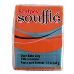 Sculpey Souffle Polymer Clay - Pumpkin 2 oz block