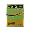 Premo Sculpey Polymer Clay - Spanish Olive 2 oz block