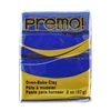 Premo Sculpey Polymer Clay - Navy Blue 2 oz block