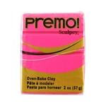 Premo Sculpey Polymer Clay - Blush 2 oz block