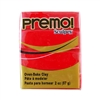 Premo Sculpey Polymer Clay - Pomegranate 2 oz block
