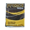 Premo Sculpey Polymer Clay - Black 2 oz block