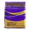 Premo Sculpey Polymer Clay - Purple 2 oz block