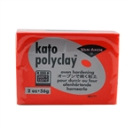 Kato Polyclay - Orange 2 oz block