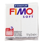 FIMO® Polymer Clay - White 2 oz block