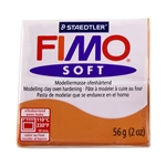 FIMO® Polymer Clay - Cognac #76 2 oz block