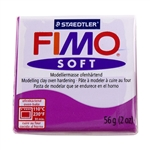 FIMO® Polymer Clay - Violet #61 2 oz block