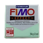 FIMO® Polymer Clay - Jade Green #506 2 oz block
