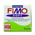FIMO® Polymer Clay - Apple Green #50 2 oz block