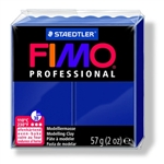 FIMO® Professional Clay - Navy Blue #34 - 2 oz block