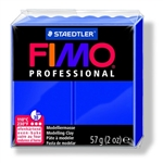 FIMO® Professional Clay - Ultramarine #33 - 2 oz block