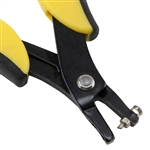 Hole Punch Pliers Oval 1x1.7mm