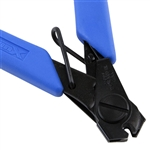 Xuron Hard Wire Cutter with Clamping Fixture