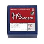 PMC 3 Paste - 15g Precious Metal Clay Silver