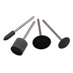 Silicone Polisher: Black Barrel Set