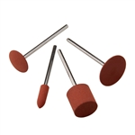 Superflex Polishers: Brown Barrel Set