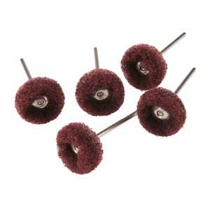 Mini Fiber Wheels - Fine - 5 pcs