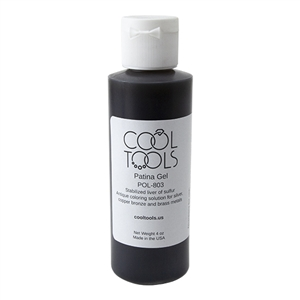 Cool Tools Patina Gel 4 oz