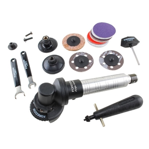 Angle Grinder Attachment Kit with Foredom #30 Handpiece