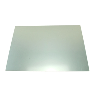 Steel Backed Photopolymer Plate - Shallow