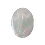 Natural Mother of Pearl - Cabochon Oval 22x30mm