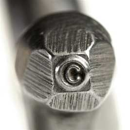 Quality Stamp - Copyright - Bent 3mm