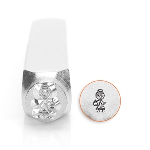 Design Stamp - Grandma 7mm