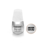 Design Stamp - British Flag 6mm