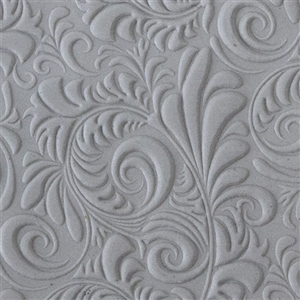 Rollable Texture Tile - Plume Embossed