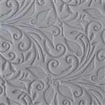 Rollable Texture Tile - Leaves and Tendrils