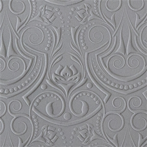Rollable Texture Tile: Nouveau Foquet Embossed