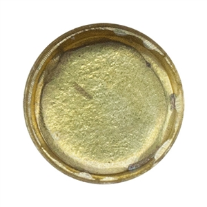 Brass Bezel Cup Round 4mm