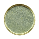 Brass Bezel Cup Round 10mm