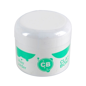 Silver Solder Clay-Bond Plus 10 gram