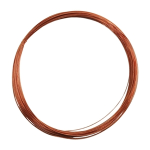 Copper Wire - Dead Soft Round 28 gauge
