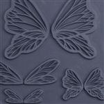 Christi Friesen Texture Stamp - Flutter Wings