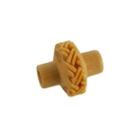 Wooden Mini Roller - Basketweave 1 5mm