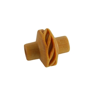 Wooden Mini Roller - Single Rope 5mm