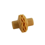 Wooden Mini Roller - Single Braid 5mm